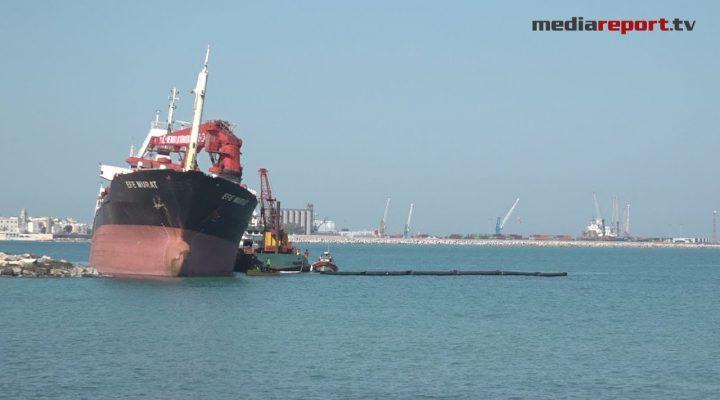 Efe Murat: via il carburante dai serbatoi ma è corsa contro il tempo -mediareport.tv-