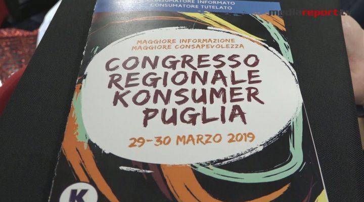 """Konsumer Italia, al via il 1° Congresso regionale in Puglia per """"informare e tutelare"""" i consumatori"""