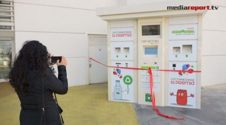 Bari, il centro commerciale Mongolfiera Pasteur premia i suoi clienti più virtuosi con l'ecoraccolta