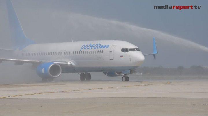 Adp: da Bari a Mosca si vola con Pobeda, tre volte a settimana a partire dal 16 aprile
