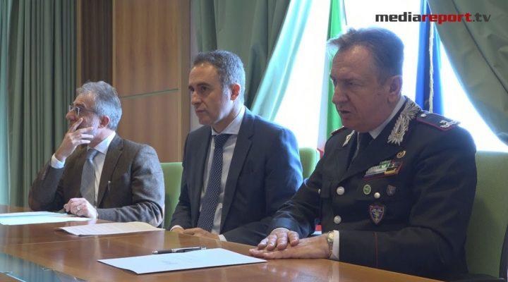 Sistema agroalimentare, più controllo contro frodi e contraffazioni: intesa tra Regione Puglia e Carabinieri forestali