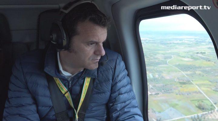 Xylella, ministro Centinaio: «Chiedo scusa alla Puglia per il voltafaccia dello Stato»