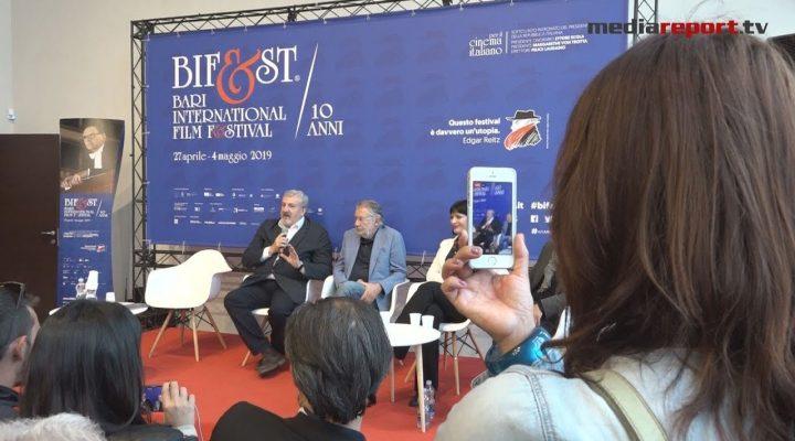 """Bif&st 2019, Laudadio: """"La prossima edizione sarà anche il festival dei teatri, caso unico al mondo"""""""