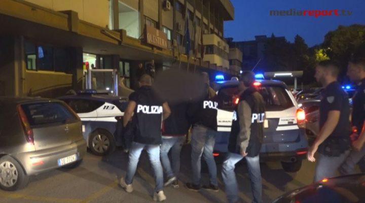 Blitz della Polizia contro la mafia foggiana, 52 arresti da Milano a Foggia