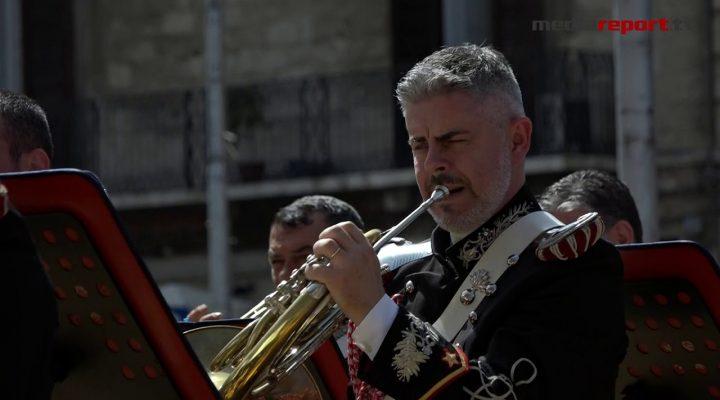 Un concerto dedicato ai cittadini baresi dall'orchestra dell'Arma dei Carabinieri