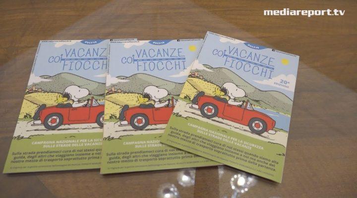 """""""Vacanze coi fiocchi"""" 20^edizione: guidare bene, guidare sicuri – mediareport.tv"""