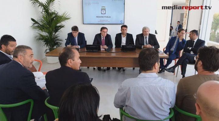 Bari, ex OM incontrano il ministro degli Affari Regionali Francesco Boccia