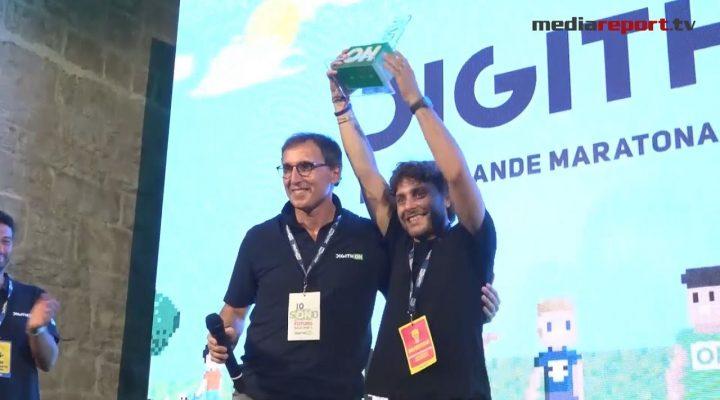 """DigithOn 2019, vince Mosaic Software con """"Patch AI"""" un progetto di sanità digitale"""