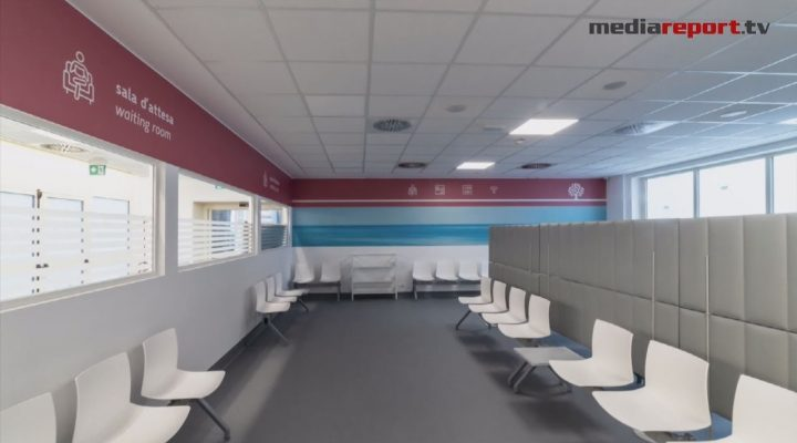 Sanità, Puglia: inaugurato il nuovo Pronto Soccorso al Policlinico di Bari