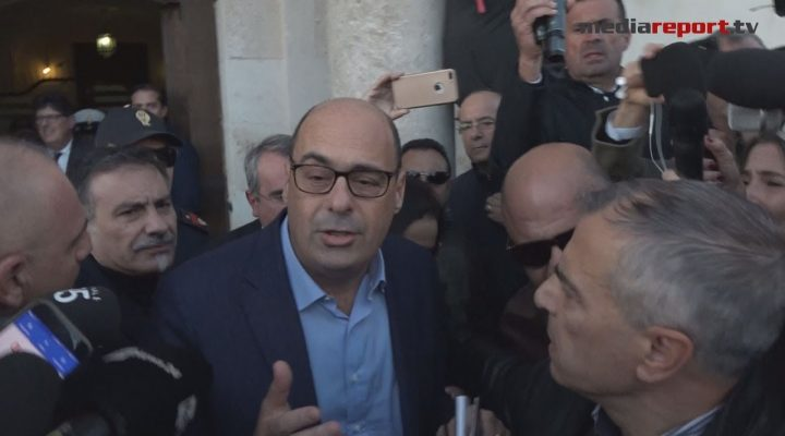 "Ex Ilva,Taranto, Zingaretti (PD): ""Riportare Mittal al tavolo"""