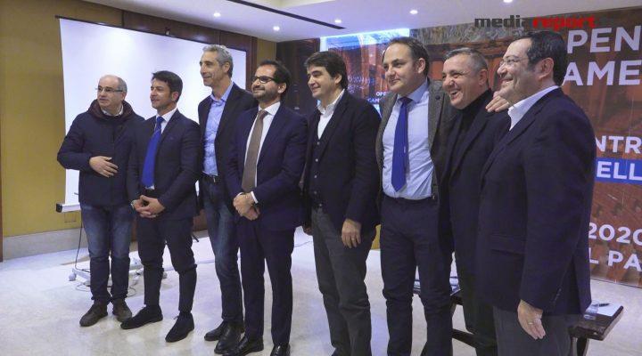 A #opencamera, illustrate le attività parlamentari di F.lli d'Italia. C'era anche Raffaele Fitto