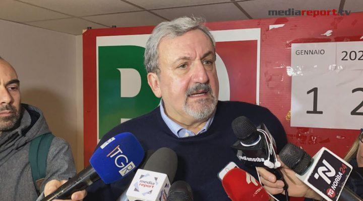 Primarie csx Puglia, 80.000 al voto: stravince Michele Emiliano  con il 70,4% dei voti – www.mediareport.tv –
