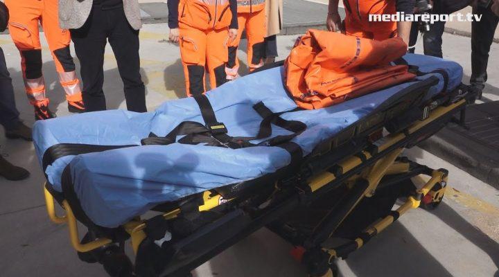 Intesa Aeroporti di Puglia e Asl Bari: attivo il servizio di 118 con ambulanza per il soccorso dei pazienti anche obesi
