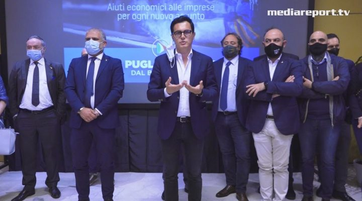 """Regionali Puglia 2020: la Lega """"offre"""" il candidato Nuccio Altieri alla coalizione di centrodestra"""