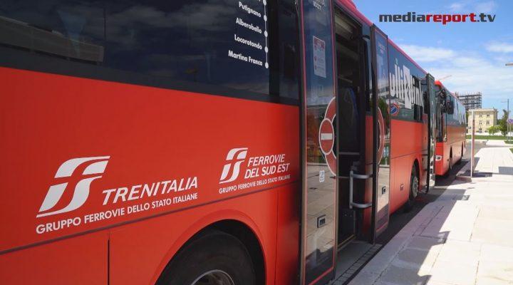 Estate in Puglia, con Trenitalia e Ferrovie del Sud Est, nuovi collegamenti dal Gargano al Salento