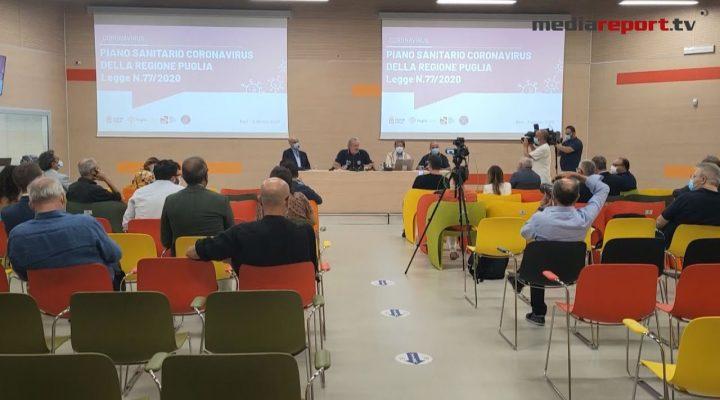 Regione Puglia, varato il piano di riordino ospedaliero ma è fondamentale il rispetto delle regole per limitare la circolazione della Covid 19