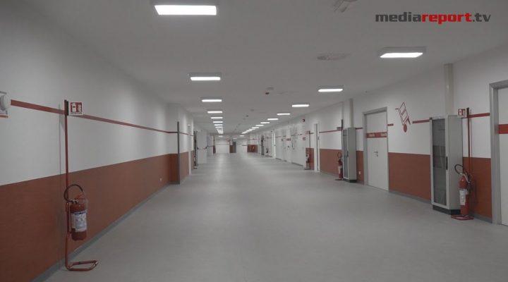 """Ospedale Covid Fiera del Levante, Dattoli: """"Tra due settimane pronto per i primi pazienti"""""""